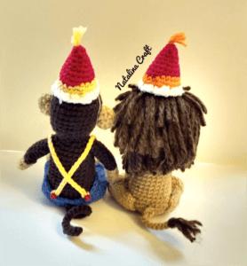 crochet circus