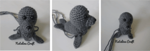 free crochet pattern seal