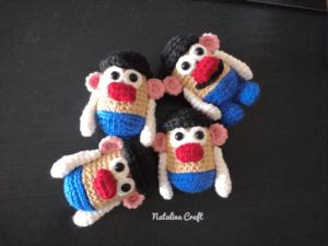 crochet toy story