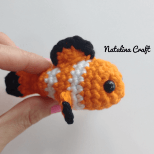 crochet small fish