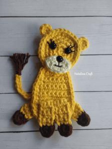 lion crochet