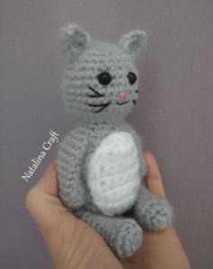 amigurumi kitten pattern