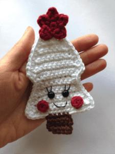 Crochet pattern Christmas Tree
