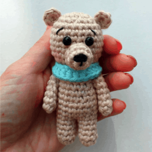 crochet pattern bear