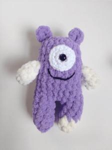 Crochet ugly doll