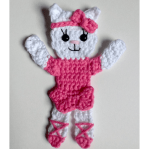 crochet kitty